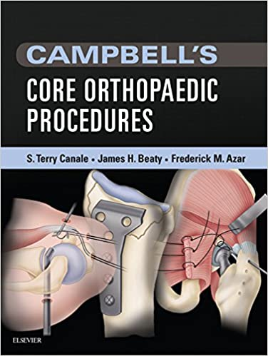 Orthopaedics ebook campbell