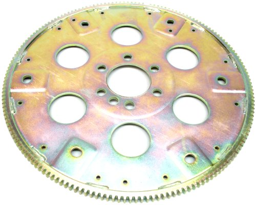 PRW 1835001 SFI-Rated Internal Balance 168 Teeth Chromoly Steel Flexplate for Chevy 1957-85, 90 Early, V6
