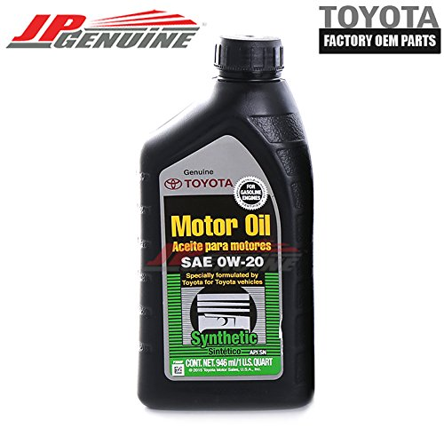 0w20 synthetic oil toyota - 7