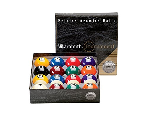 Aramith Tournament Pro-Cup TV Billiard Ball Set