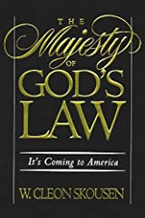The Majesty of God's Law Kindle Edition