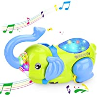 XREXS Musical Baby Toy Elephant