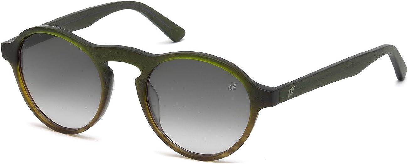 Gafas de sol Web WE0129 C49 98P (dark greenother gradient