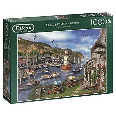 Jumbo 611052 Puzzle Porto Destate