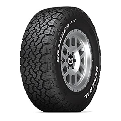 Amazon Com General Grabber At X All Terrain Radial Tire 235 75r15