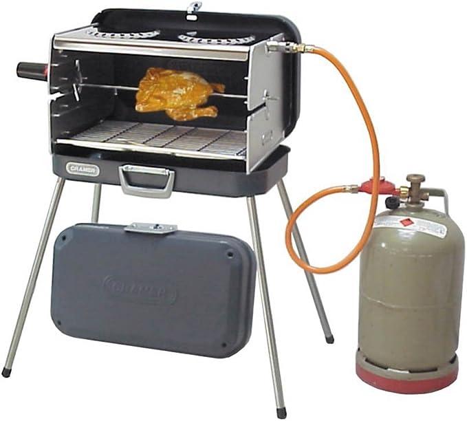 Dometic Cramer Classic no. 2 Portable Gas BBQ: Amazon.es ...