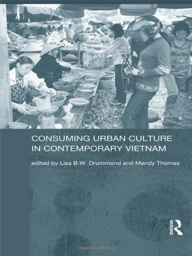 Consuming Urban Culture in Contemporary Vietnam by Routledge