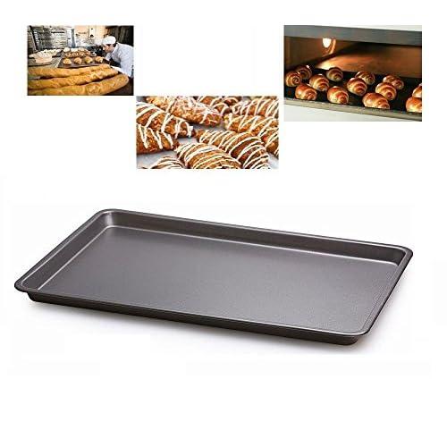 Luvide 6 Pieces Nonstick Steel Bakeware Set - Grey