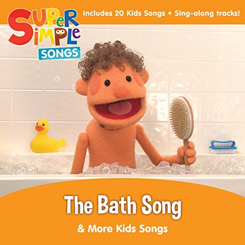 The Bath Song & More Kids Songs Super Music