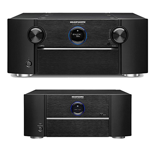 Marantz Preamps - Marantz MM8077 7-Channel Power Amplifier + Marantz AV8802A Preamp/Processor