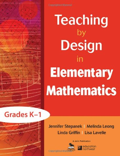 Teaching by Design in Elementary Mathematics, Grades K1
