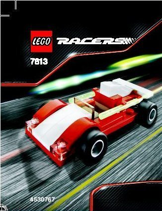 Lego 7613 - Track Racer (bagged) ()