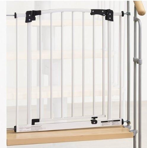 Impag® – Escaleras. 73 – 142 cm para barandilla unilateral 2 y adaptador para pinzas sin agujeros Swing: Amazon.es: Productos para mascotas