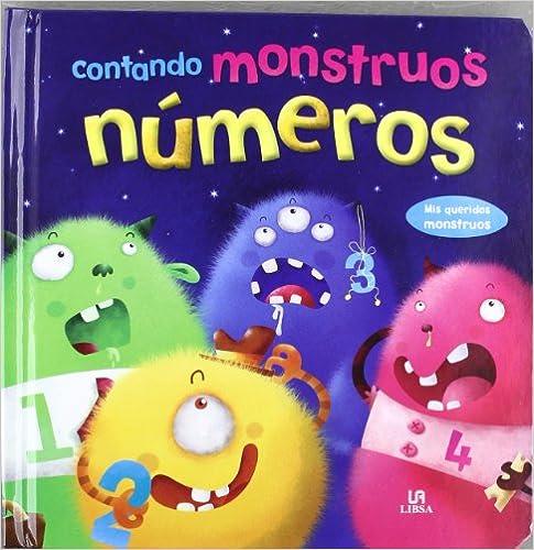 Descargar ebook epub Contando Monstruos: Números (Mis Queridos Monstruos) en español FB2