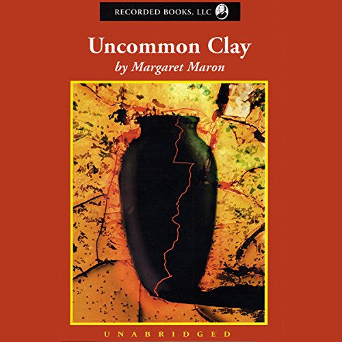 Bargain Audio Book - Uncommon Clay