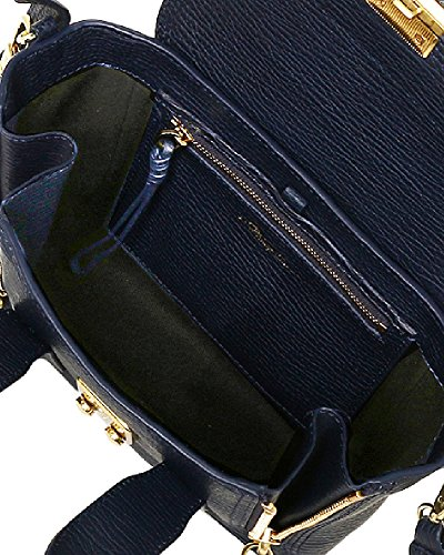 1 Leather Handbag Woman Phillip Lim Ac000226skcink 3 Blue Fq0PEwY