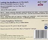 Beethoven: Piano Concertos No. 4 & No. 5 (Emperor)