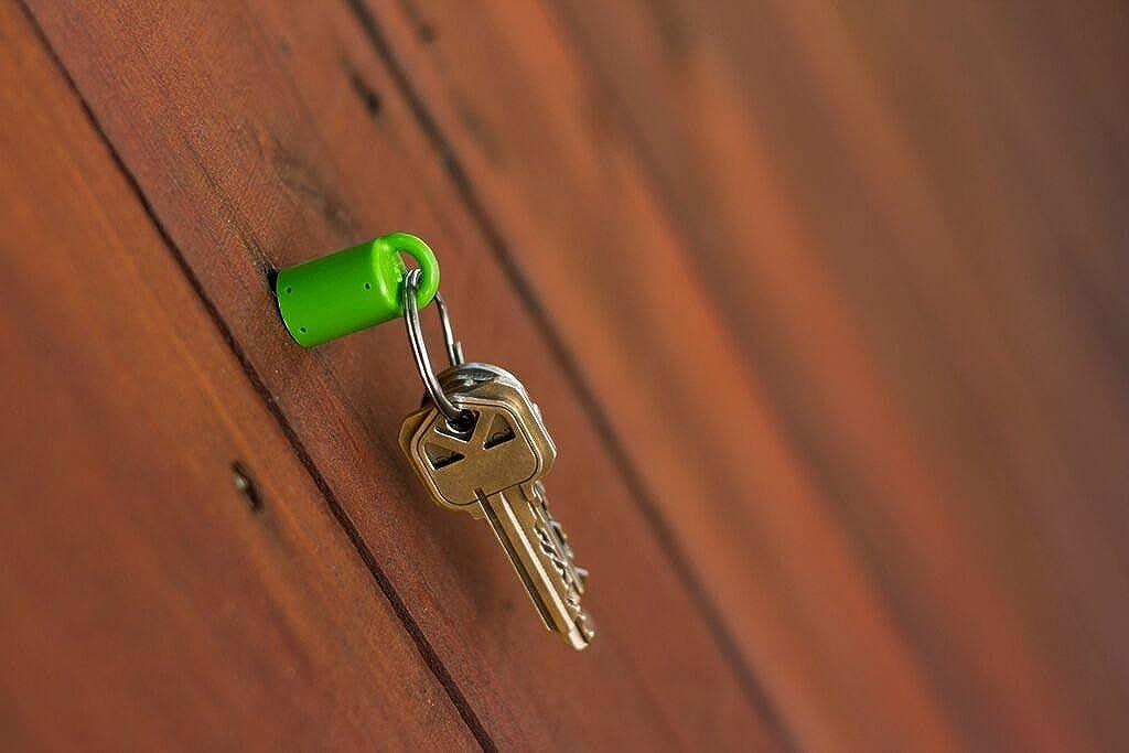 Magnetpal Hide A Key Schwarz Bekleidung