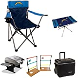 Los Angeles Chargers Small Tailgate Bundle