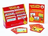 Scholastic First Little Readers: Guided Reading Level A, (5 Copies Each of 20 Titles)