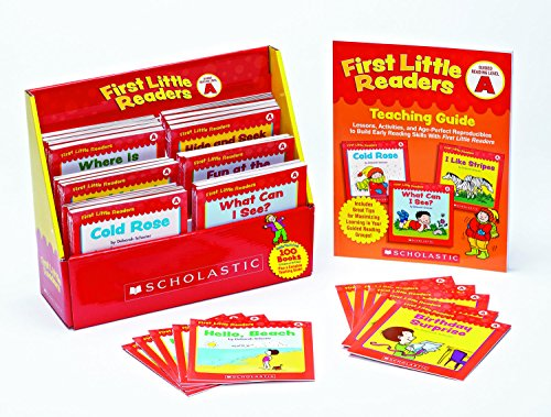 Scholastic First Little Readers: Guided Reading Level A, (5 Copies Each of 20 Titles) by Scholastic (Image #4)