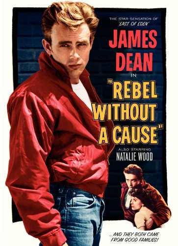 Rebel Without a Cause Poster Movie J 11x17 James Dean Natalie Wood Sal Mineo Jim Backus MasterPoster Print, 11x17 (Movie Posters James Dean)