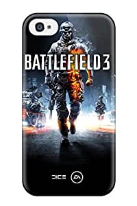 Durable Battlefield3 Back Case/cover For Iphone 4/4s