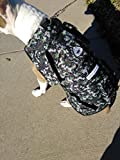 WEIGHTED ANIMAL VEST (Small: 14lbs. Dog Size: 20-40lbs., Camouflage)