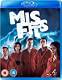 Misfits-Series 5 [Blu-ray] by Imports