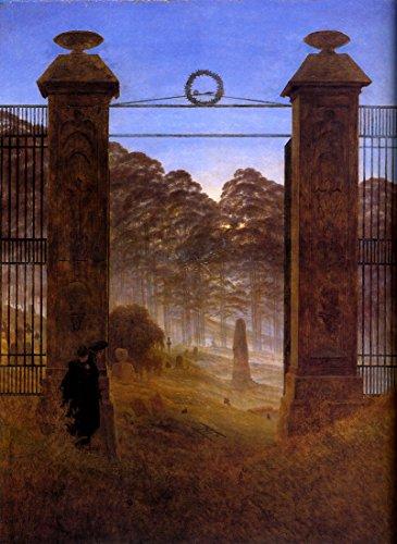 Cemetery Entrance - 4