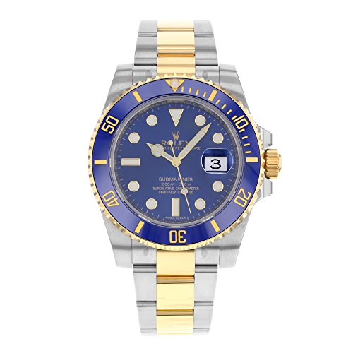 Blue Rolex Submariner