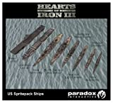Hearts of Iron III: US Sprite Pack [Online Game Code]