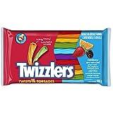 Twizzlers Rainbow Twists, 350 Gram