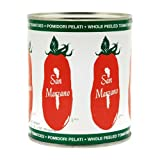 SMT San Marzano Style Whole Peeled Tomatoes, 28 Ounce (Pack of 6)