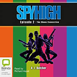 Spy High Episode 2