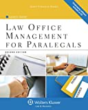 Law Office Management for Paralegals 2nd Edition