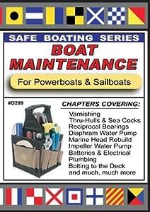 Boat Maintenance for Powerboats & Sailboats