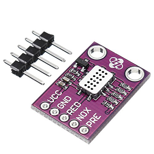 Sensor Del Oxí geno Del Nitró geno Del Monó xido De Carbono De Cjmcu-4541 Mic-4514 Co/No2/H2/Nh3/Ch4 Ladicha
