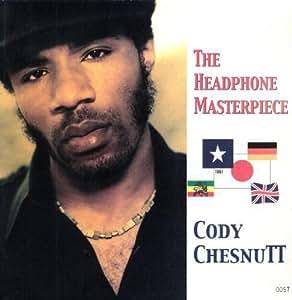 Cody Chesnutt Headphone Masterpiece Vinyl Amazon Com