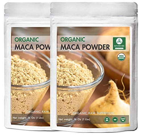 Naturevibe Botanicals Organic Powder Packs product image