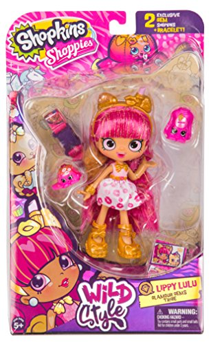 Shopkins Season 9 Wild Style Shoppies - Lippy Lulu