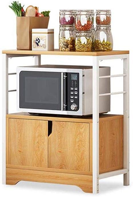 microwave oven stand kitchen storage