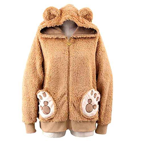 毛布利得注ぎます東京ディズニーシー限定 2016 フード付き パーカー ダッフィー Lサイズ
