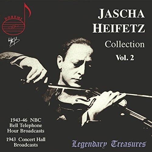 Jascha Heifetz Collection, Vol. 2