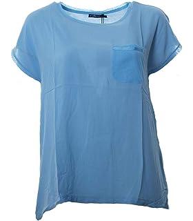No Secret Damen T-Shirt Orange mit Herz Aufdruck große Größen cool und elegant