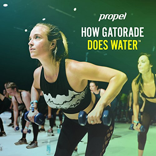Review Propel, Kiwi Strawberry, Water