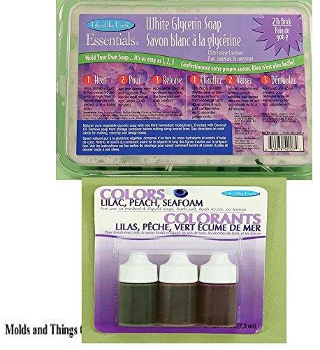 White Lilac Glycerine - 4