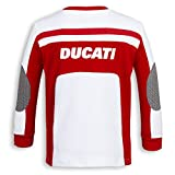 Ducati Boy's Corse Pajama 8-10 Years White