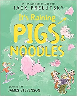 Image result for it's raining pigs and noodles