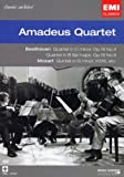 Classic Archive: Amadeus Quartet Plays Mozart and Beethoven